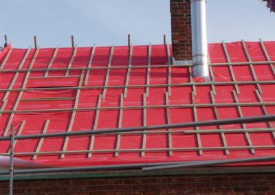 Base pour nouvelle toiture
