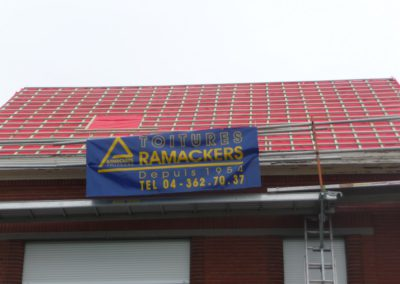 Toitures Ramackers Liège